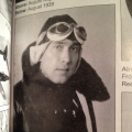 August Stigler German Pilot WWII