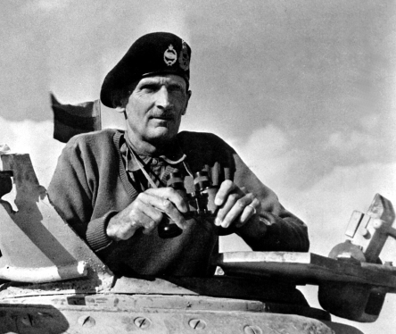General Bernard Law Montgomery