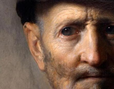 rembrandt-old-man-in-military-costume-los-angeles-getty-museum