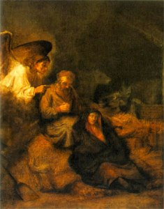 Joseph Dream ~Rembrandt~